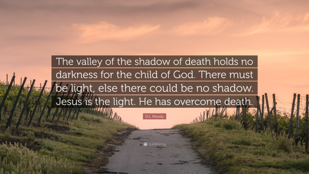 moody on Psalm 23