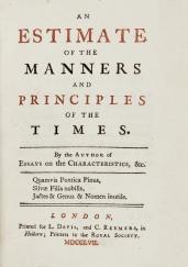 John_Brown_Estimate_of_Manners