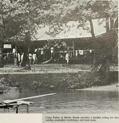 Camp Parker 1969