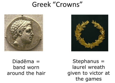 Greek Crowns