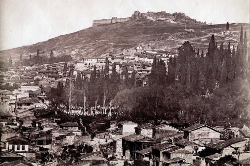 Mount_Pagus_Smyrna_1870_