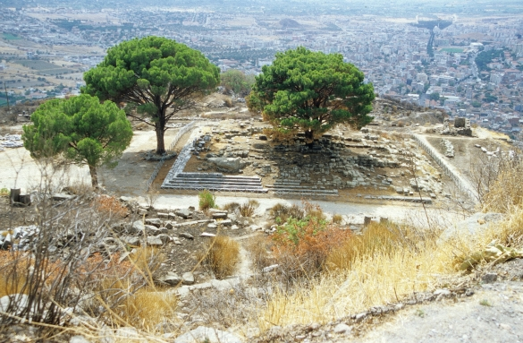 Pergamon Altar 2000 WikiMedia