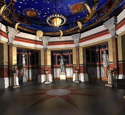 ceiling of domus aurea 3c