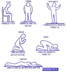 Postures in Prayer 2