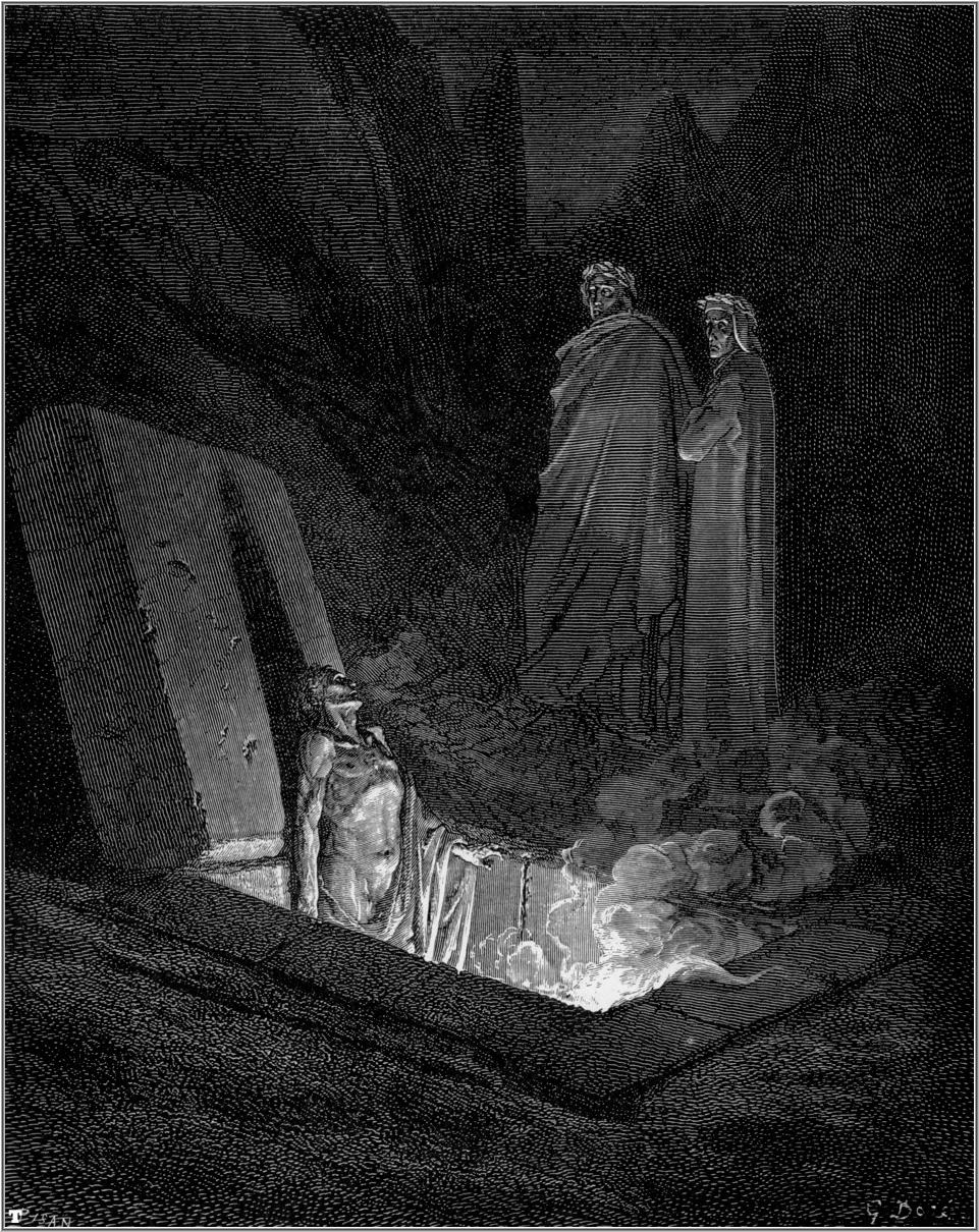 Hell by Gustave-Dore-Ferinata-