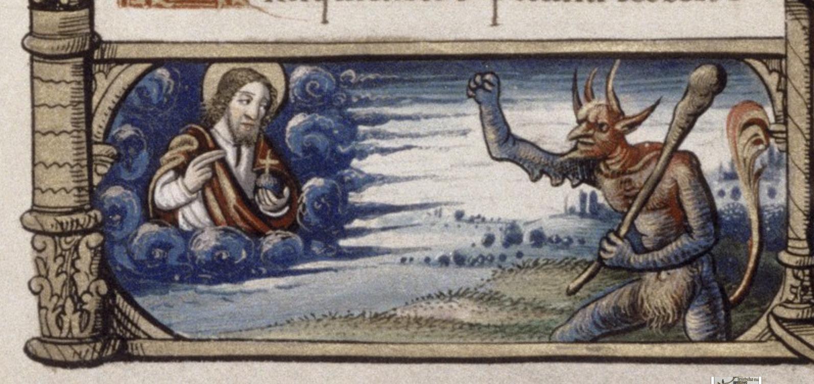 Satan as Accuser