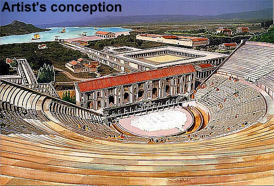 Ephesus Ancient conceived