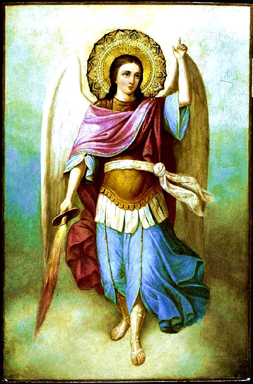 Archangel_Michael_of_Palekh