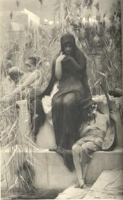 Arthur_Hacker_-_By_the_Waters_of_Babylon_(1888)
