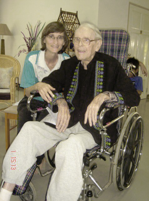Don and Annabelle Rulison