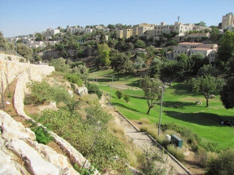 Gehinna in Jerusalem