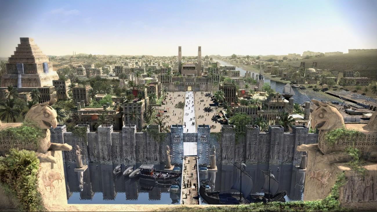 Babylon of old