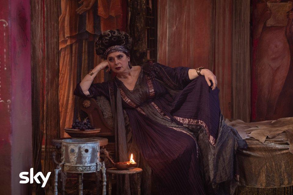 Roman Madam in a Brothal 3