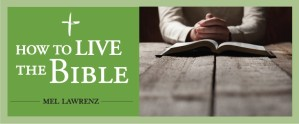 how to live the bible logo